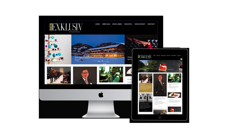rheinexexklusiv webseite